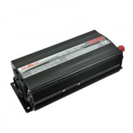 Invertor de tensiune Kemot URZ3165 24V/230V 500W priza shuko