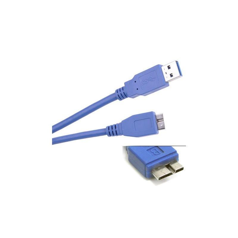 CABLU USB 3.0 TATA A - TATA MICRO B 1.8M KPO2902