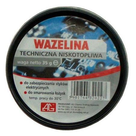 VASELINA TEHNICA 35G CHE1403