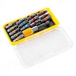 Set biti Rebel Tools, 14 biti, un adaptor magnetic