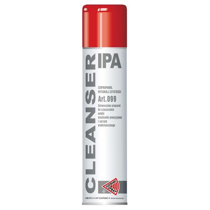 Spray de curatare cu alcool izopropilic, 600 ml