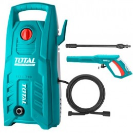 Aparat de spalat cu presiune - 130Bar - 5.5L/min - 1400W, 6925582186758, Total Tools