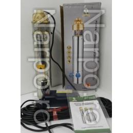 Pompa de apa Vortex 0.75 KW bobinaj cupru 4SKM-100