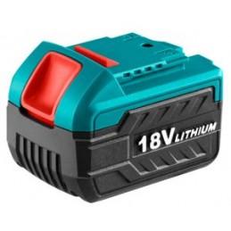 Baterie Li-Ion 18V, 6925582185027, Total Tools