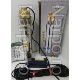 Pompa apa curata, submersibila, 750W, 4SKM-100