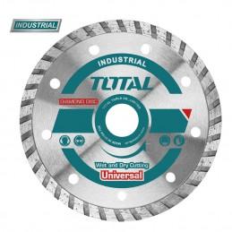 Disc debitare beton - 180mm (INDUSTRIAL), 6925582163544, Total Tools