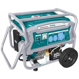 Generator benzina - 6500W, 6925582176568, Total Tools