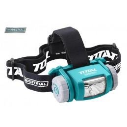 Lanterna - CREE XPE2 - R3 LED - 180 lumeni (INDUSTRIAL), 6925582184983, Total Tools