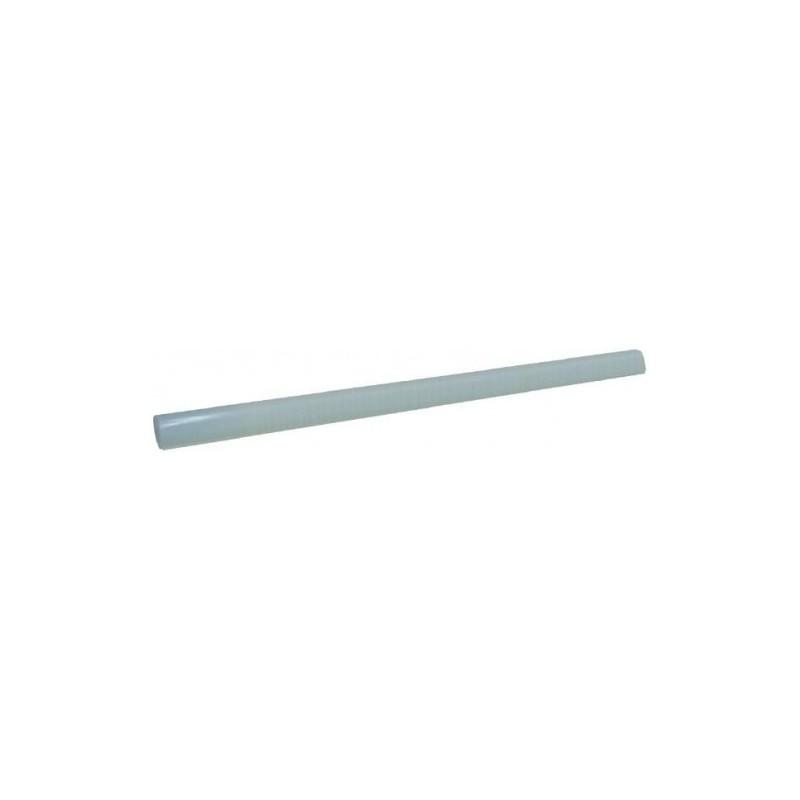 Bara silicon transparent pentru pistol de lipit cu diametru de 11 mm lungime 28 cm