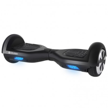Scooter electric Hoverboard skateboard CRUISER negru Quer 2x250W ZAB0010