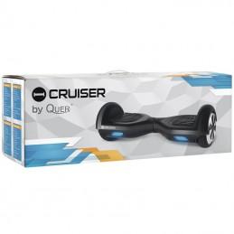 Scooter electric Hoverboard skateboard CRUISER negru Quer 2x250W ZAB0010