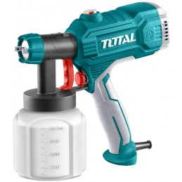 Pistol de vopsit - 350W - 800ml (INDUSTRIAL), 6925582188752, Total Tools