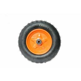 Roata portocalie 350-8 premium
