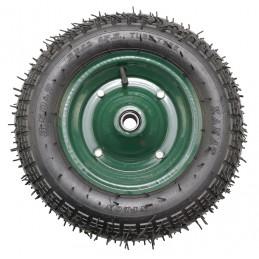 Roata roaba - TT - rulment - mixt - 3.50-7 4PR