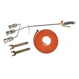 Arzator parjolire acoperis cu duza tripla 3x50mm/5m PROLINE, 5903755600530