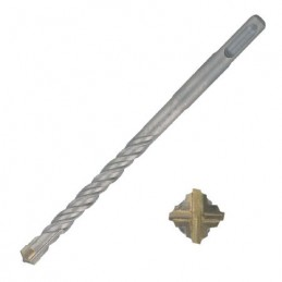 Burghiu beton bispiralat SDS max S4 18x540mm PROLINE, 5903755718549