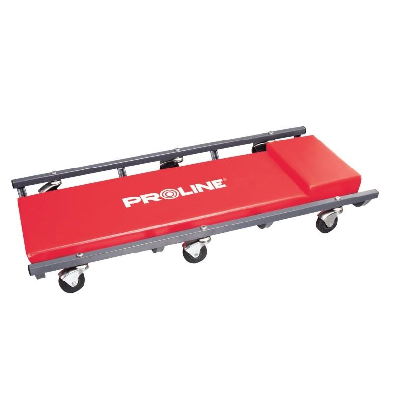 Carucior auto cu cadru lateral de protectie PROLINE, 5903755469380