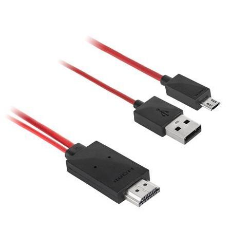 CABLU MHL HDMI - MICRO USB 1.5M S3 NOTE KPO3722