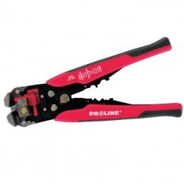Cleste sertizare cablu cu dezizolare 22-10AWG PROLINE