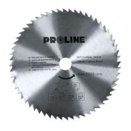 Disc circular pentru lemn 315mm/60d. PROLINE, 5903755848314
