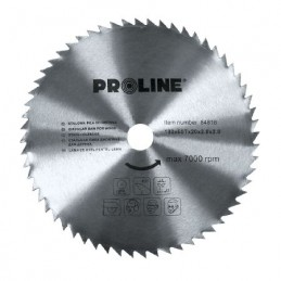Disc circular pentru lemn 350mm/60d. PROLINE, 5903755848352