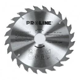 Disc circular pentru lemn cu dinti VIDIA 250mm/24d. PROLINE, 5903755842527
