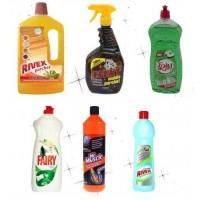Produse pentru curatenie