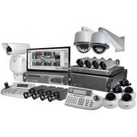 Produse profesionale dedicate supravegherii video.